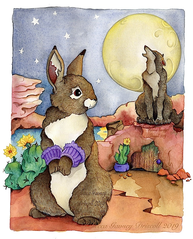 1 bunny coyota  merged copyright
