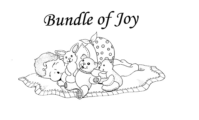 Bundle of Joy inked and done