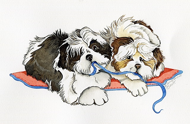 Sherl's dogs done095